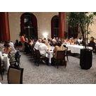 """La soirée des partenaires s'est tenue dans le cadre prestigieux de l'hôtel """" Le Splendid """" à Dax"""