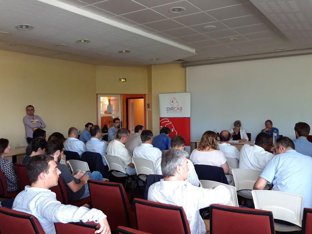 27 et 28 juin 2019 – Assemblée générale de Dircab - Dax et Saint-Paul-lès-Dax